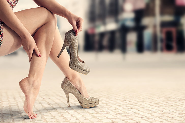 Ought to Fixing Sexy High Heels Take Steps